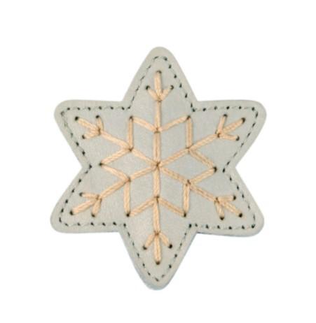 Donsje Sozo Hairclip , Haarspange Snowflake
