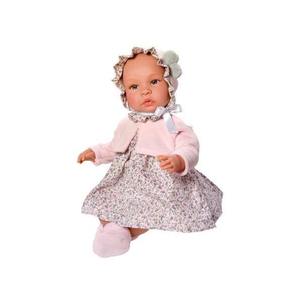 Asi Doll Puppe - Leonora Rosa