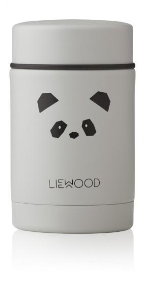 "Liewood Thermo Dose ""Nadja"" , Panda, light grey"