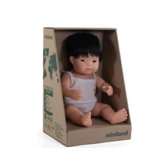 miniland Asiatischer Junge