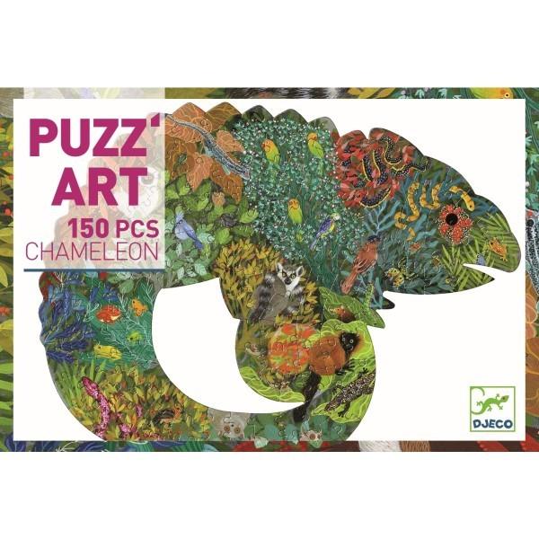 Djeco Puzz`Art Chameleon