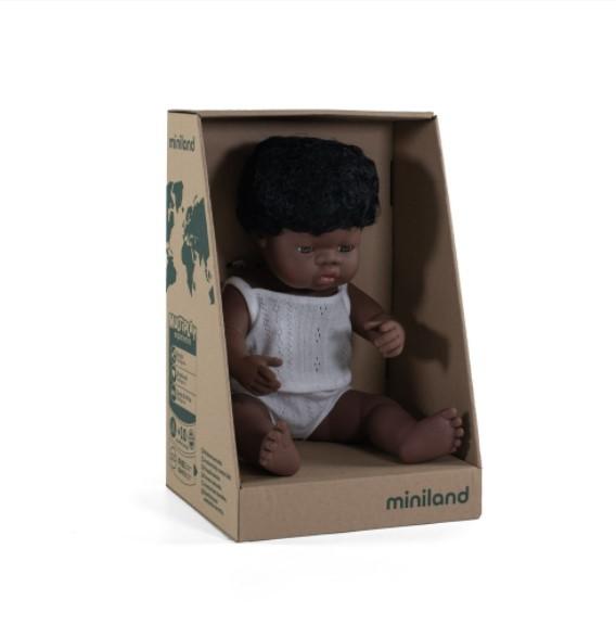 miniland Afrikanischer Junge