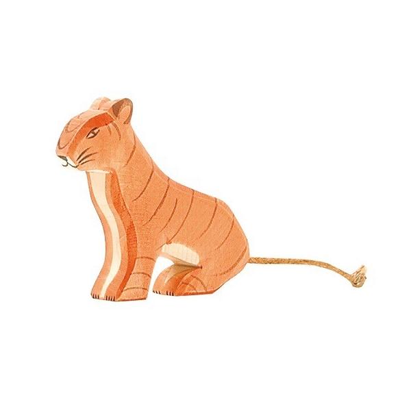 Ostheimer Tiger sitzend