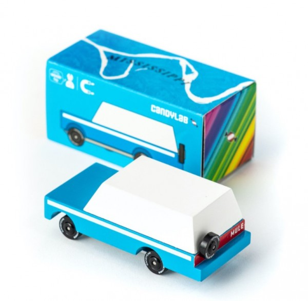 Candylab - Candycar, Blue Mule