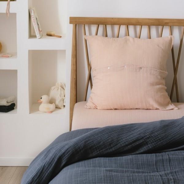 Poudre Organic Deckenbezug Amberlight 100x140