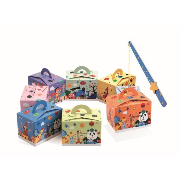 Djeco Party Überraschungsboxen