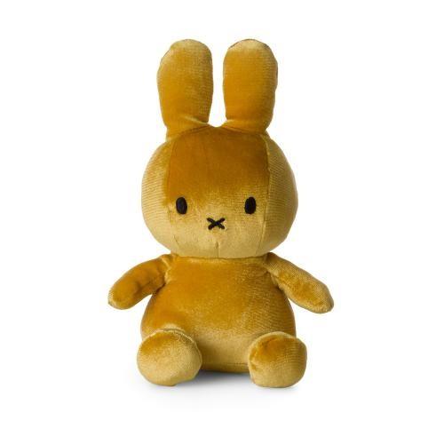 Miffy samt, gelb