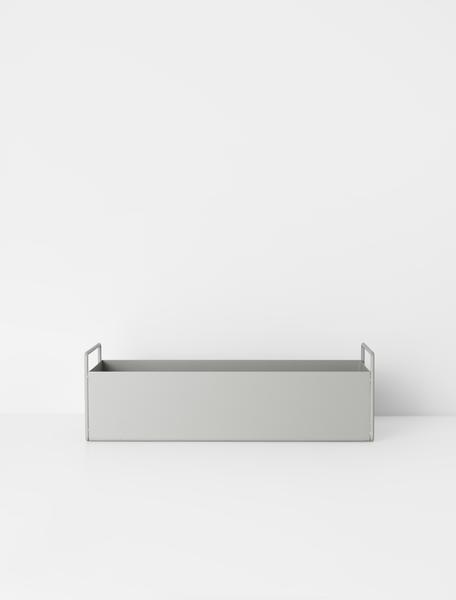 Ferm Living Plant Box, light grey, small