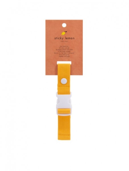 Sticky Lemon Brustgurt, sunny yellow