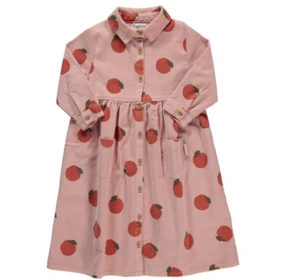 """Piupiuchick Langes Kleid, """"Peaches"""""""