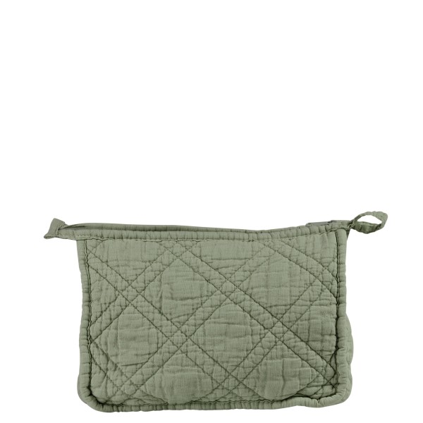 byOn Toiletry Bag Green