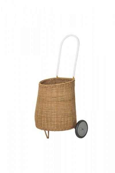 Olli Ella Luggy Basket Medium, Natur