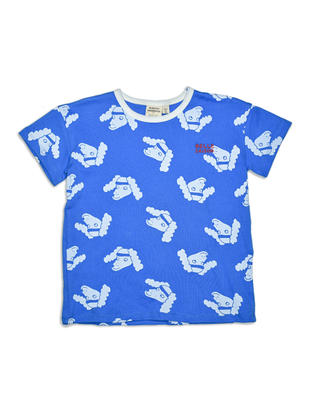 maison tadaboum, Caniche T-shirt