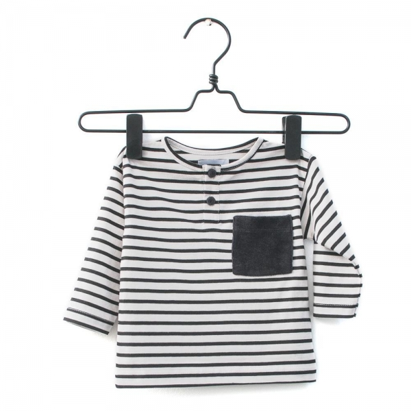 Piupia midnight stripes Tee