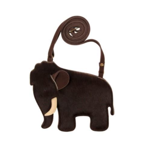 Donsje Toto Purse, Tasche Mammut