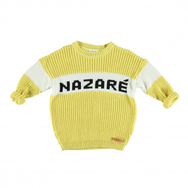 "Piupiuchick Knitted Sweater ""Nazare"", 3Y - 8 Y"