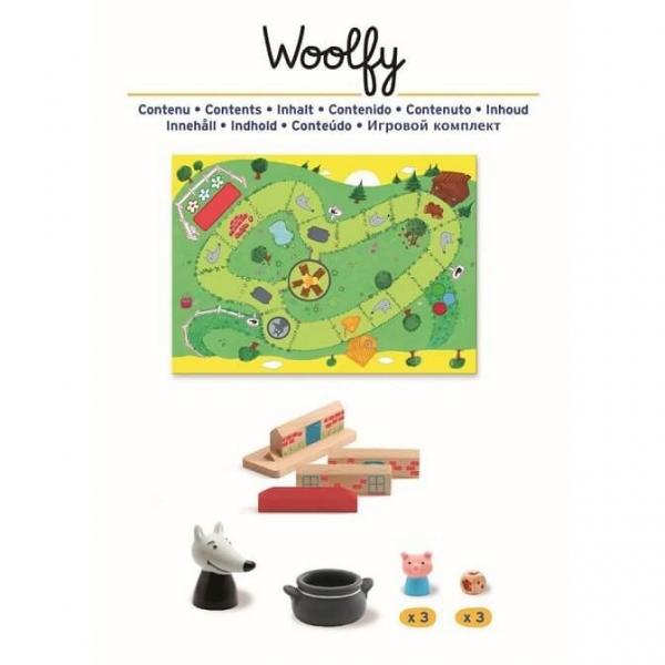 Djeco Woolfy Kooperationsspiel