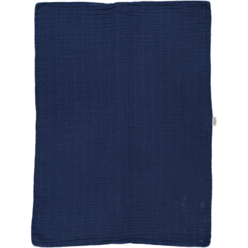 Poudre Organic Kissenbezug Medieval Blue 40x60