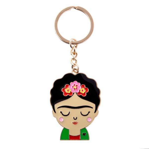 Schlüsselanhänger Frida