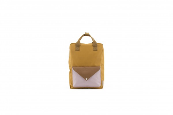 Sticky Lemon Rucksack Envelope Caramel