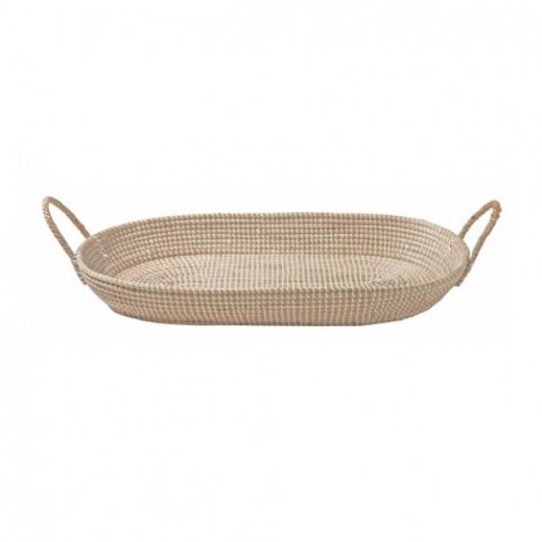 Olli Ella Reva Oval Basket - Wickelkorb