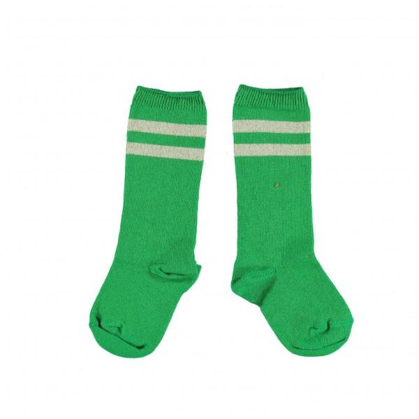 Piupiuchick Kniestrümpfe Grün