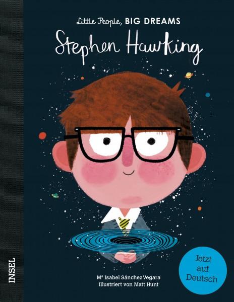 Little People, BIG DREAMS - Stephen Hawking