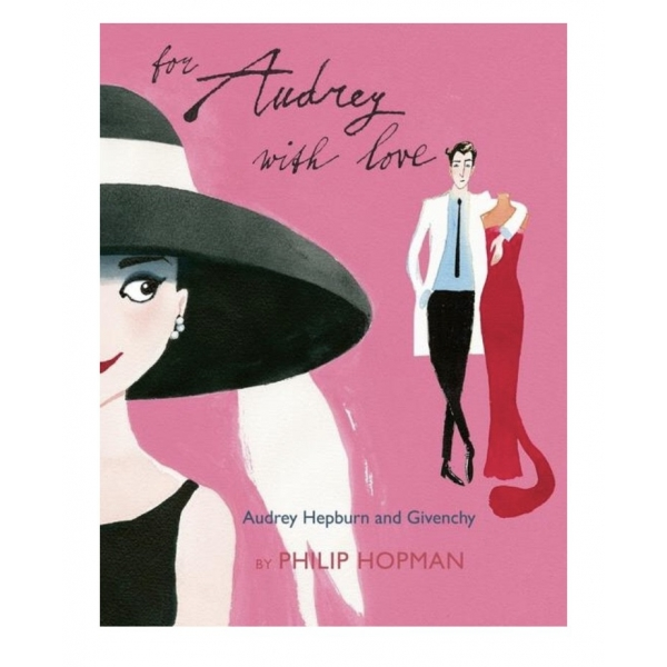 For Audrey with love, Philip Hopman