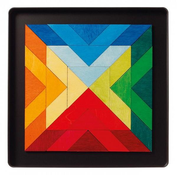 Grimms,Magnetspiel Quadrat Indian