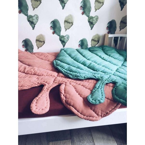 Nofred Leaf Blanket Grün