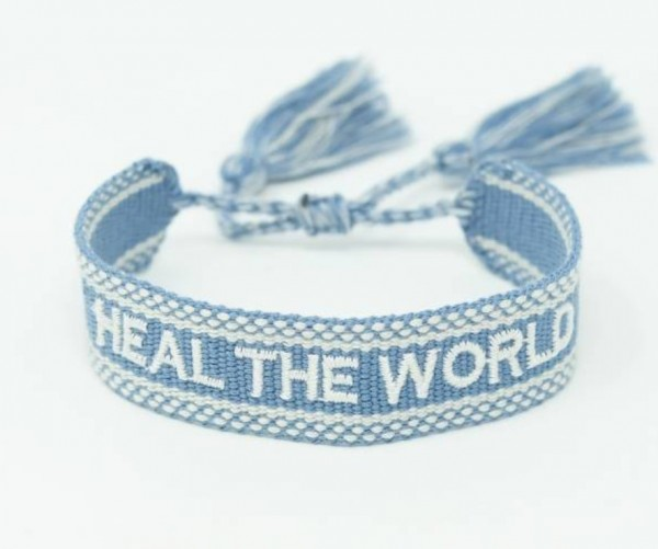 Lua Love Armband - Heal the World