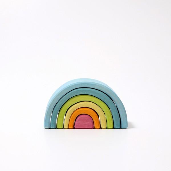 Grimms kleiner Regenbogen, Pastell