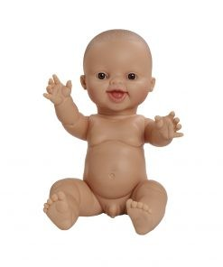 Paola Reina Baby Doll European Boy, Puppe groß