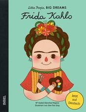 Little People, BIG DREAMS - Frida Kahlo