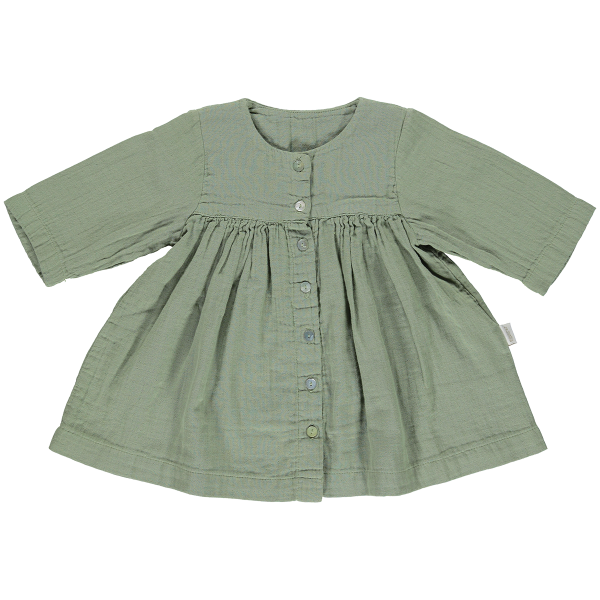 Poudre Organic Kleid Aubepine Oil Green
