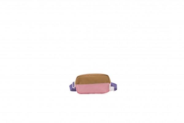 Sticky Lemon Gürteltasche Hip bag Fanny, pink/gold