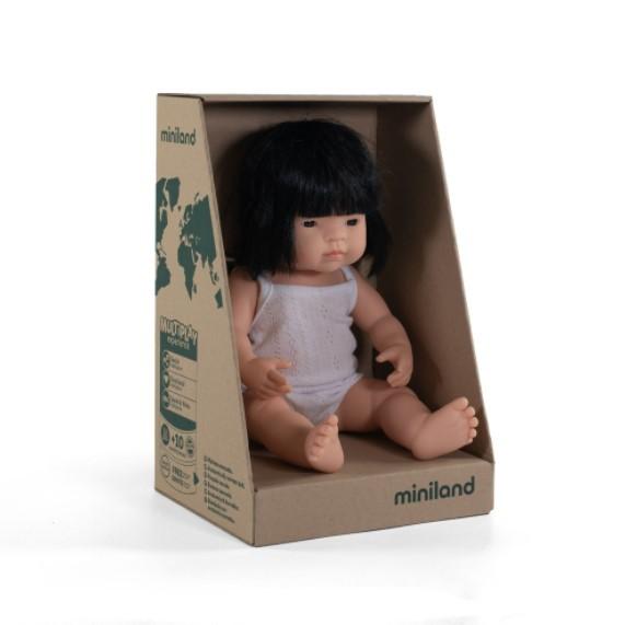 miniland Asiatisches Mädchen