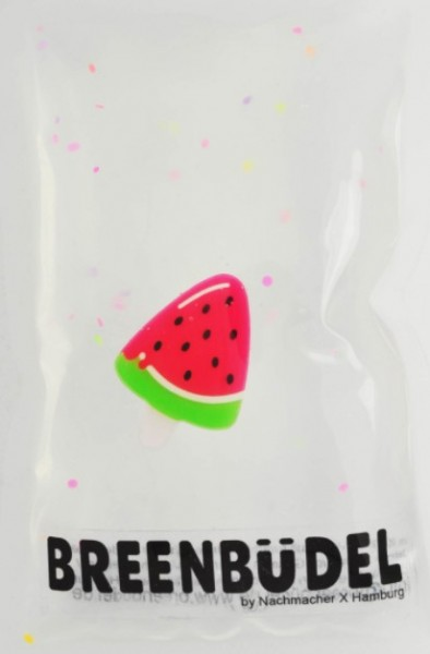 Breenbüdel Kühlkissen , Wassermelone Figur