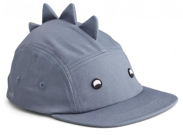 Liewood Rory Cap , Kappe , Dino, Blau