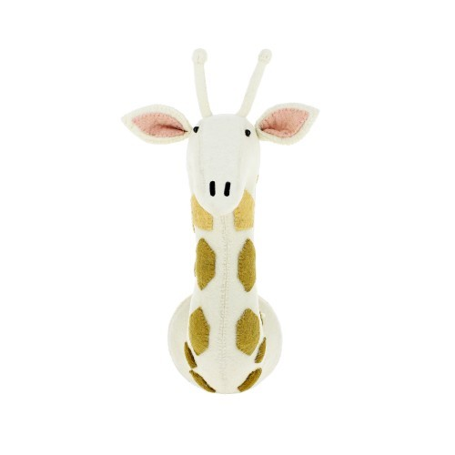 Fiona Walker England Giraffe Beige, Semi