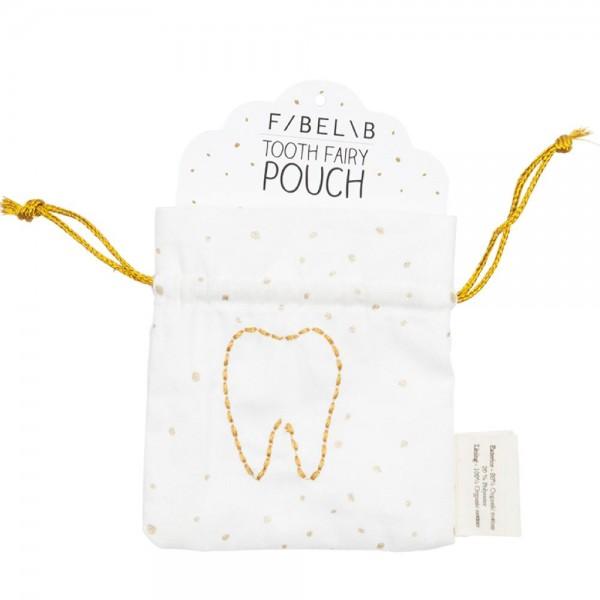 Fabelab Zahnfeesäckchen - Tooth Fairy Pouch