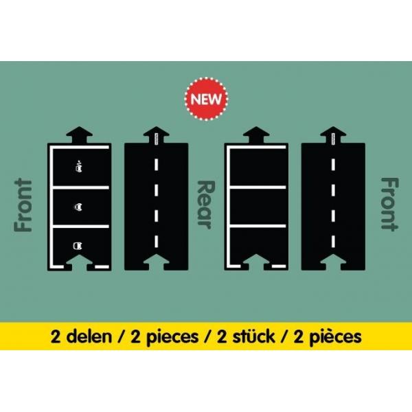 waytoplay Parkplätze Extension Set (2 Teile)