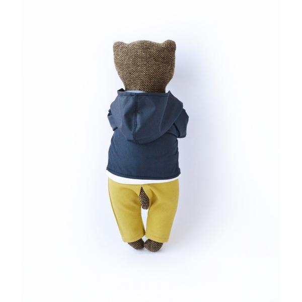 Nicolas der Bär, klein