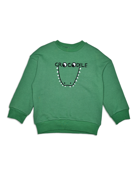 maison tadaboum, Crocodile Sweatshirt