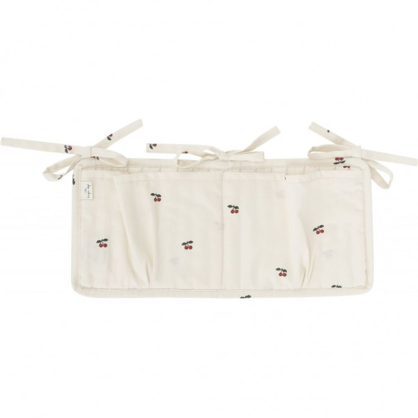 Konges Slojd Betttasche Cherry/ Bett-Organiser