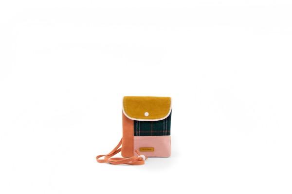 """Sticky Lemon """"Wallet Bag"""" Tasche Wanderer, Rosa"""