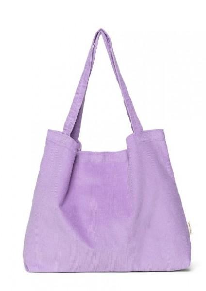 Studio Noos - Lilac Rib Mom Bag