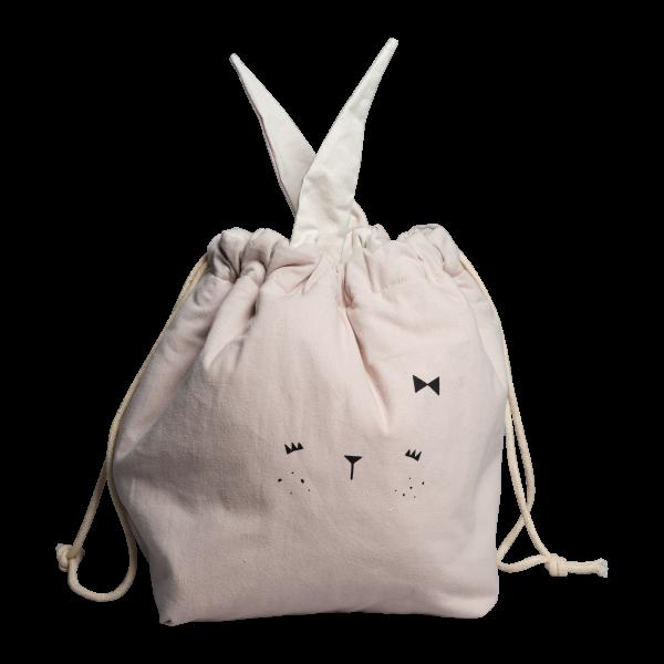 Fabelab Storage Bag Bunny, small