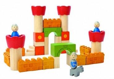Plan toys Burgklötze