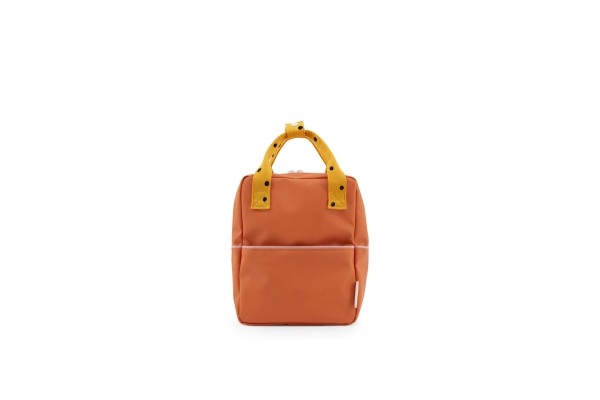 Sticky Lemon Rucksack freckles carrott orange, small